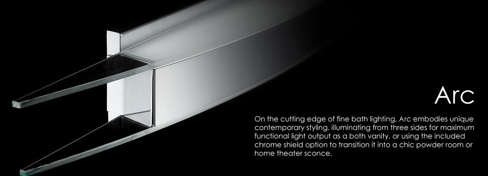 Wolberg Lighting - Modern Forms Arc Lighting