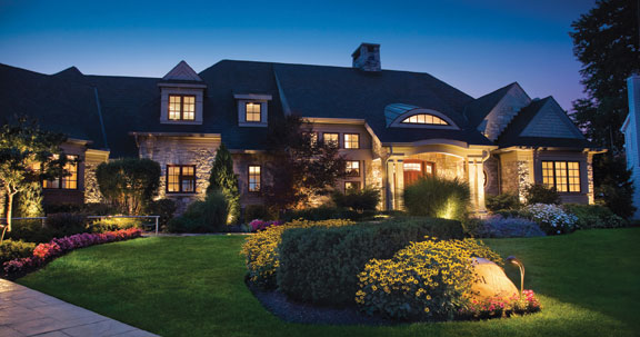 LED Outdoor and landscape lighting