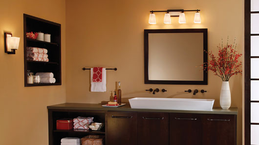 Bathroom Lighting Tips bathroom tips bath lights, mirror lights, night lights | wolberg