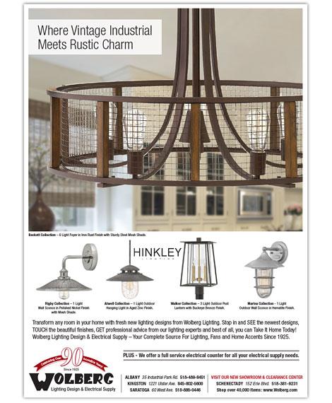 Hinkley Industrial Pendants