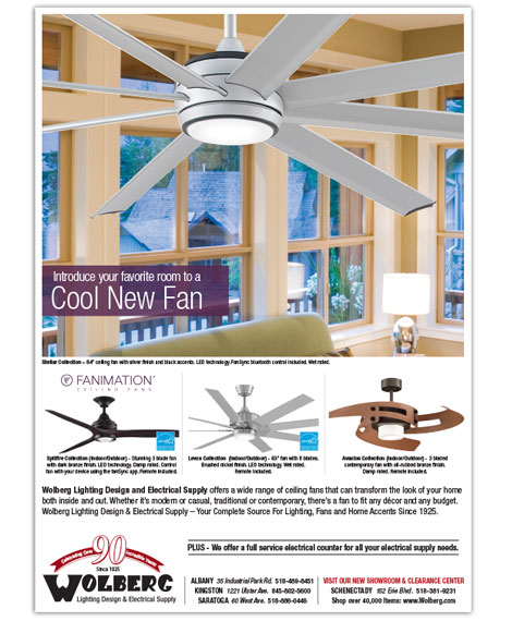 Fanimation Indoor and Outdoor Ceiling Fans