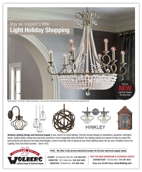 Holiday Lighting from Hinkley Lighting