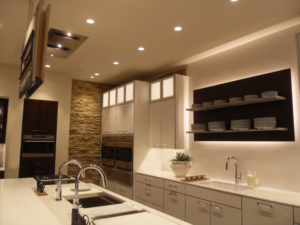 Undercabinet Led Tape Lighting