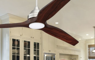 Crftamade Ceiling fans with LED Lightkits