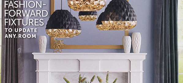 Free Copy of Better Homes and Gardens Lighting Magazine