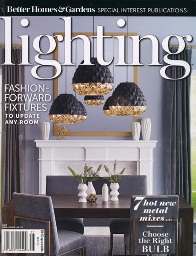 Free Copy Of Lighting Magazine | Wolberg Lighting And Design